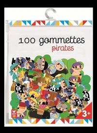 Marianne Dupuy-Sauze - 100 gommettes pirates.