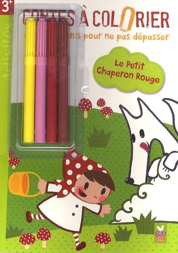 Marianne Dupuy-Sauze - Le petit chaperon rouge.