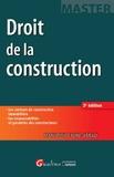 Marianne Faure-Abbad - Droit de la construction.