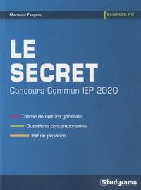 Le secret - Concours commun IEP, questions contemporaines.pdf
