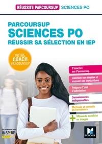 Marianne Fougère - Réussite Parcoursup - Réussir son entrée en IEP (Sciences po).