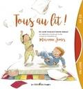 Marianne James et Valérie Bour - Tous au lit !. 1 CD audio