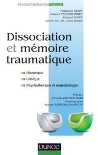 Marianne Kédia et Johan Vanderlinden - Dissociation et mémoire traumatique.
