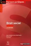 Marianne Keller et Franck Petit - Droit social.
