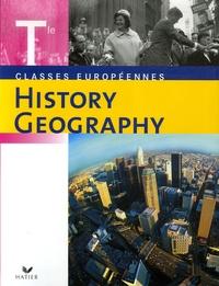Marianne Le Bris et Christine Duvivier - History & Geography Tle - Classes européennes.
