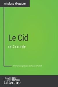 Marianne Lesage et Karine Vallet - Le Cid de Corneille.