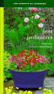 Marianne Majerus et George Carter - Pots et jardinières.