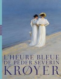 Marianne Mathieu et Soline Massot - L'heure bleue de Peder Severin Kroyer.