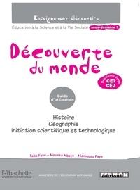 Marianne Mbaye - Histoire-Géographie CE1/CE2 - Guide d'utilisation.