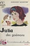 Marianne Monestier - Julia des goëmons.