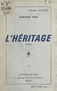 Marianne Paris - L'héritage (2).