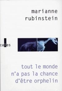 Marianne Rubinstein - .