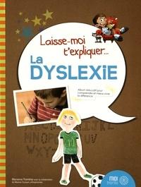 Marianne Tremblay - La dyslexie.