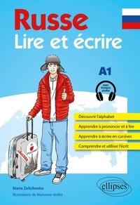 Coachingcorona.ch Russe - Lire et écrire. A1 (avec fichiers audio) Image