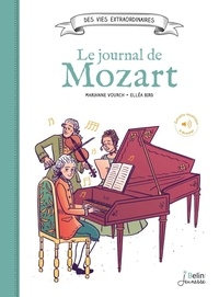 Marianne Vourch et Elléa Bird - Le journal de Mozart.