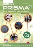 Mariano del Mazo de Unamuno et Julian Munoz Pérez - Espagnol C2 Nuevo Prisma - Libro del alumno. 1 CD audio MP3