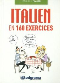 Maribel Molio - L'italien en 160 exercices.