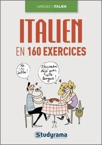Maribel Molio - L'italien en 160 exercices.