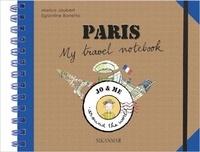 Marica Jaubert et Eglantine Bonetto - Paris, my Travel Journal.