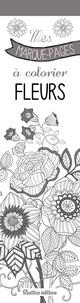 Marica Zottino - Fleurs - Mes marque-pages à colorier.
