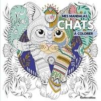 Marica Zottino - Mes mandalas chats à colorier.
