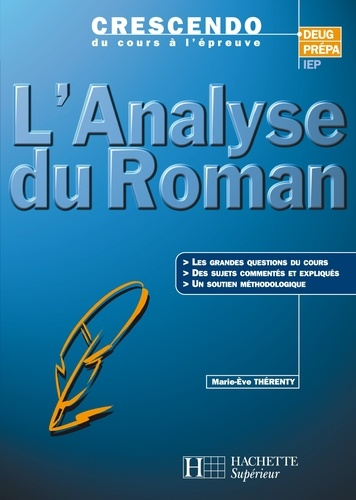 L'analyse du roman - Edition 2000