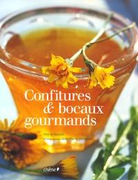 Marie Abadie et Jean-Pierre Dieterlen - Confitures & bocaux gourmands.