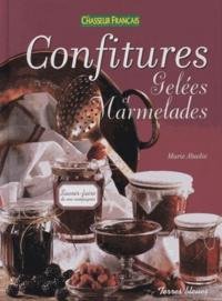 Marie Abadie - Confitures, gelées et marmelades.