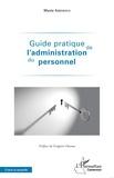 Marie Abessolo - Guide pratique de l'administration du personnel.