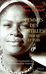 Deedr.fr FEMMES DES ANTILLES. Traces et voix, Cent cinquante ans après l'abolition de l'esclavage Image