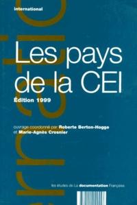Marie-Agnès Crosnier et  Collectif - LES PAYS DE LA CEI. - Edition 1999.