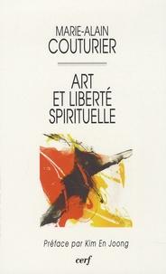 Marie-Alain Couturier - Art et liberté spirituelle.