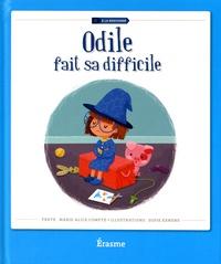 Marie-Alice Compté et Sofie Kenens - Odile fait sa difficile.