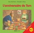 Marie-Aline Bawin et Christophe Le Masne - L'anniversaire de Tom - avec son.