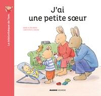 Marie-Aline Bawin et Christophe Le Masne - La bibliothèque de Tom  : J'ai une petite soeur.