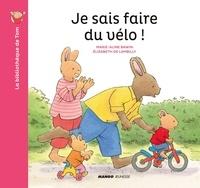 Marie-Aline Bawin et Elisabeth de Lambilly - La bibliothèque de Tom  : Je sais faire du vélo !.