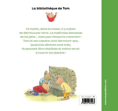 La bibliothèque de Tom  On trie les déchets !