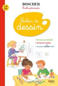 Histoiresdenlire.be Cahier de dessin Image