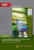 Marie-André Caron et Marie-France Turcotte - La triple reddition de comptes de la firme: succès, limites et avenir d'une innovation (Chapitre PDF).