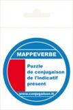 Marie André - Mappeverbe puzzle de conjugaison de l'indicatif présent.