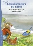 Marie-Andrée Arsenault et Leanne Franson - Les souvenirs du sable.