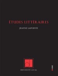 Marie-Andrée Beaudet et Mylène Bédard - Études littéraires, Volume 49 numéro 1, 2020.