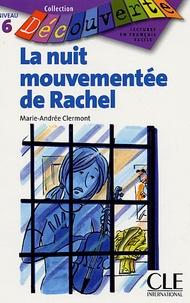 Deedr.fr La nuit mouvementée de Rachel - Niveau 6 Image
