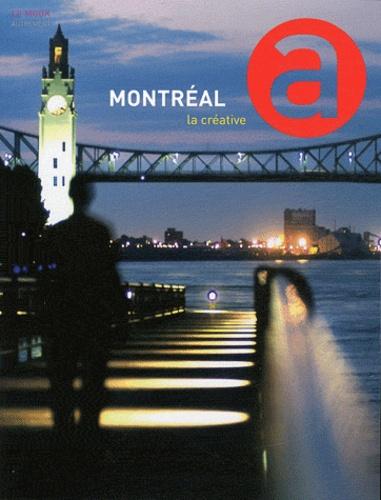 Marie-Andrée Lamontagne - Montréal la créative.
