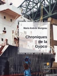 Marie-Andrée Mongeau - Chroniques de la Gypco.