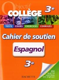 Espagnol 3e- Cahier de soutien - Marie-Ange Faus-Richiero   Showmesound.org