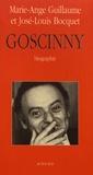 Marie-Ange Guillaume et José-Louis Bocquet - René Goscinny - Biographie.