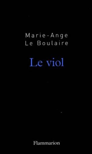 Marie-Ange Le Boulaire - .