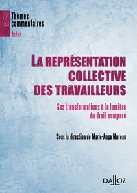 Deedr.fr La représentation collective des travailleurs - Ses transformations à la lumière du droit comparé Image