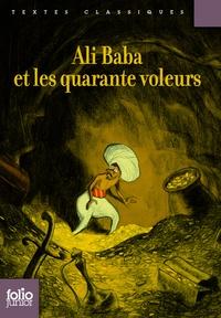 Marie-Ange Spire - Ali Baba et les quarante voleurs.